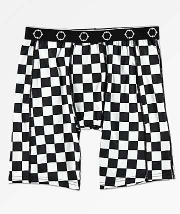 Empyre Checker Boxer Briefs