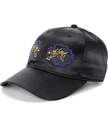 Empyre Click Nylon gorra béisbol en negro