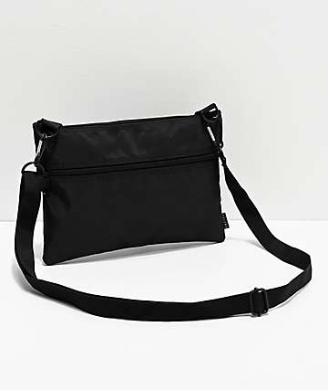 Empyre Climber Black Shoulder Bag