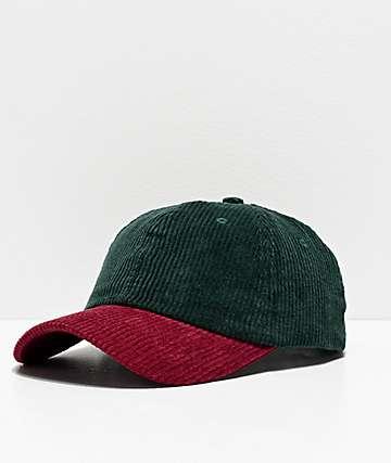 Empyre Cordova Corduroy Strapback Hat