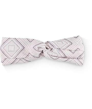 Empyre Diamond venda torcida en azul y rosa