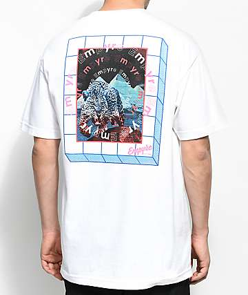 Empyre Digital Pardus White T-Shirt
