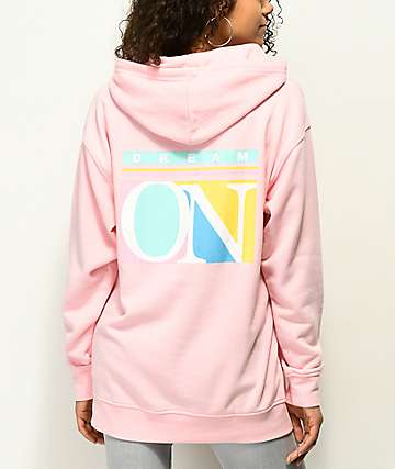 Empyre Dottie Dream On Pink Hoodie