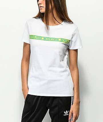 Empyre Dree Never Ever White T-Shirt