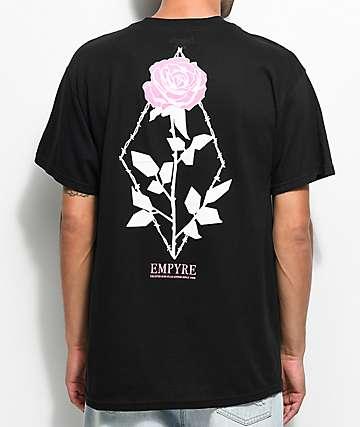 Empyre Eden Flora Black T-Shirt