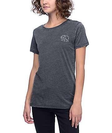 Empyre Elephant Stance Black T-Shirt