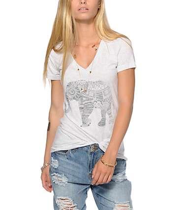 Empyre Elephant V-Neck T-Shirt