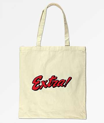 Empyre Extra Khaki Tote Bag