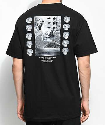 Empyre Eyes In The Sky camiseta negra