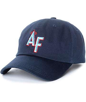Empyre Fairweather AF Navy Strapback Hat