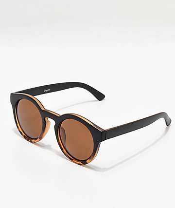Empyre Faye Black & Tortoise Sunglasses