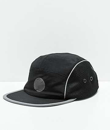 Empyre Flatbrush gorra negra