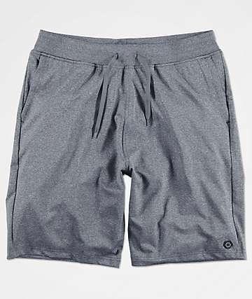 Empyre Flavien shorts atléticos en gris