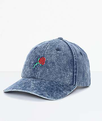 Empyre Fleur Denim Hat