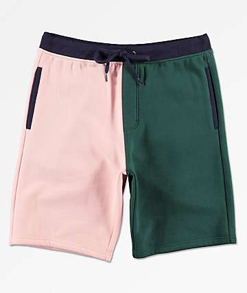 Empyre Flipped Colorblock Sweat Shorts