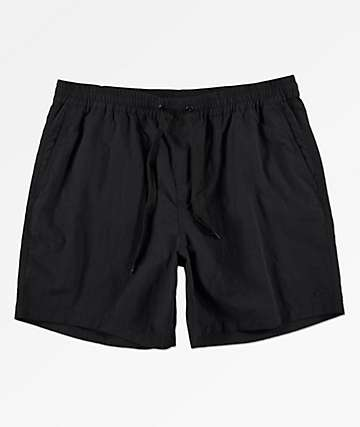 Empyre Floater Black Board Shorts