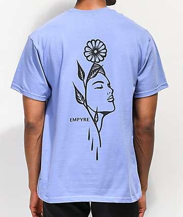 Empyre Flora Revival Purple T-Shirt