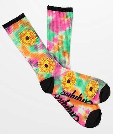 Empyre Flowerhole Crew Socks