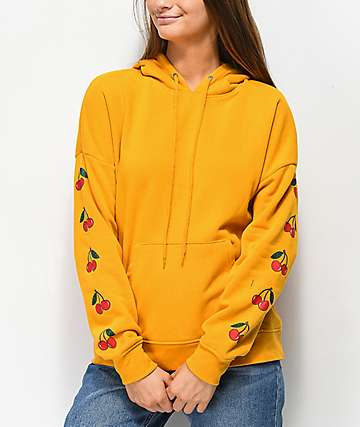 Empyre Fredia Total Mess Gold Hoodie