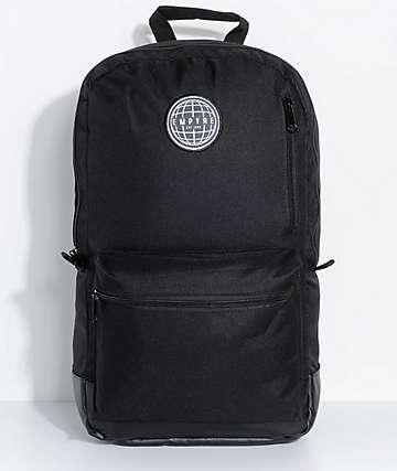 Empyre Gareth Black Backpack