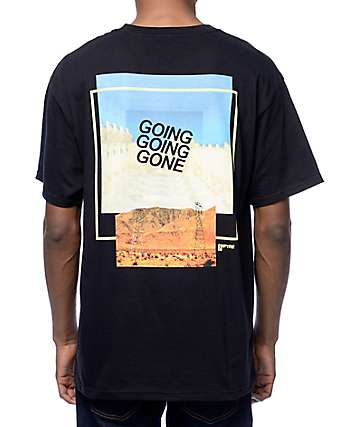 Empyre Going Going Gone camiseta en negro