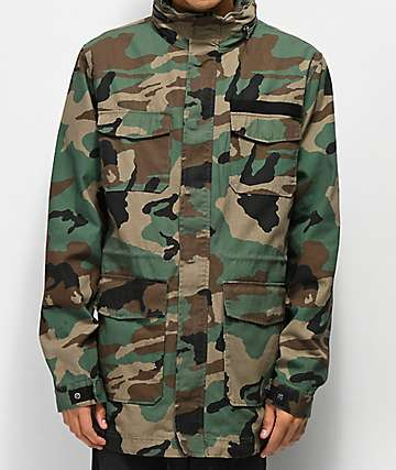 Empyre Gulfstream Military Jacket