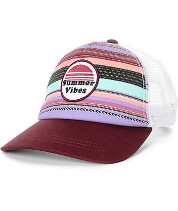 Empyre Harley Trucker Hat