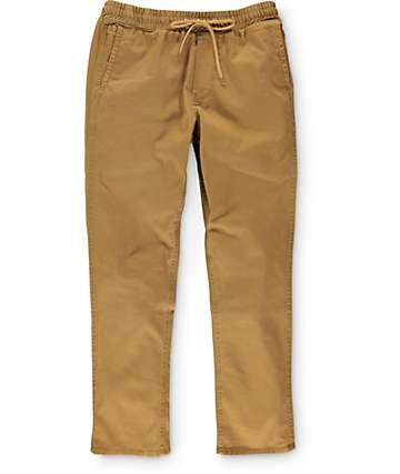 Empyre Havok pantalones chinos con cintura élastica