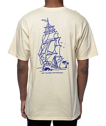 8fd3e29532 Empyre High Seas Sand T-Shirt
