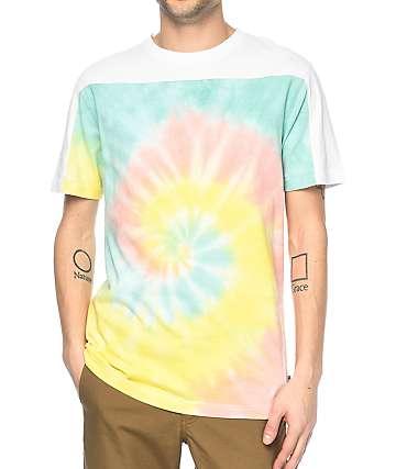 Empyre Horizon Tie Dye Knit T-Shirt