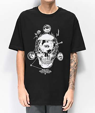 Empyre Human Nature Tar Black T-Shirt