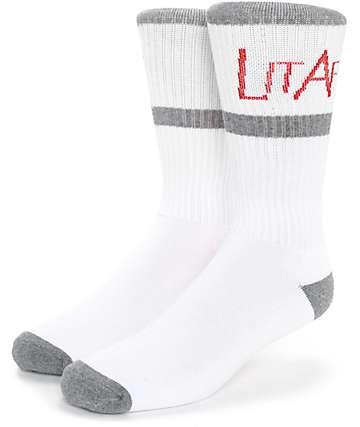 Empyre Jaqu-ed Lit AF Crew Socks