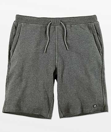 Empyre Jay Charcoal Athletic Shorts