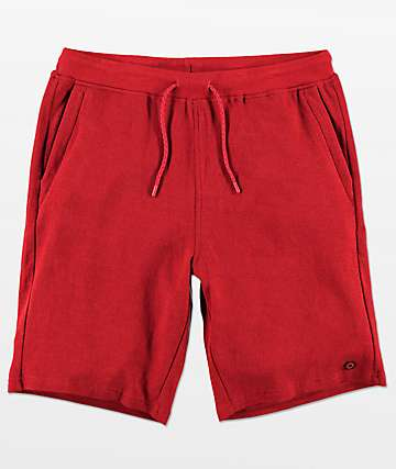 Empyre Jay shorts deportivos en rojo
