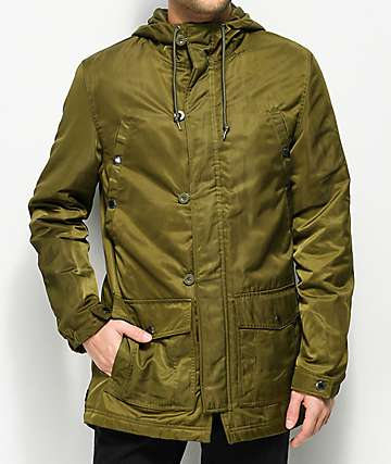 Empyre Jerome Olive Military Jacket