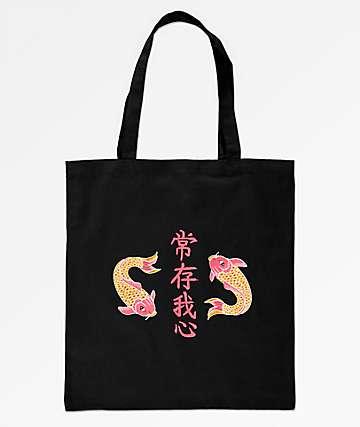 Empyre Koi Fish Tote Bag