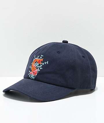 Empyre Koi Joy Navy Strapback Hat