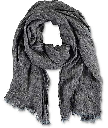 Empyre Leanne Heathered Lurex Oblong Scarf