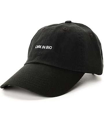 Empyre Link In Bio gorra béisbol en negro