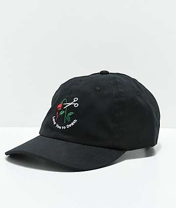 Empyre Love You To Death Black Baseball Hat
