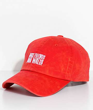 7048ec3575472 Empyre Make Friends Red Baseball Hat