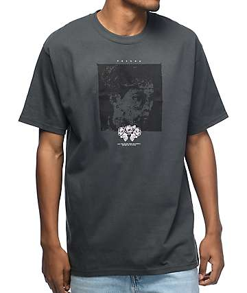Empyre Mantra Charcoal T-Shirt