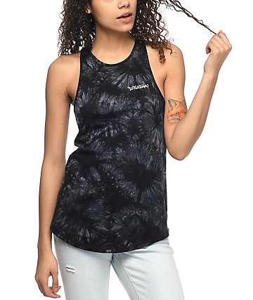 Empyre Merilee camiseta sin mangas con efecto tie dye