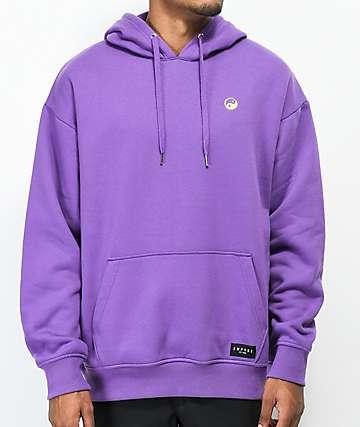 Empyre Moose Purple Hoodie