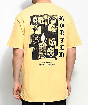 Empyre Mortem Yellow T-Shirt