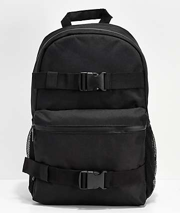 Empyre Nial Black Backpack