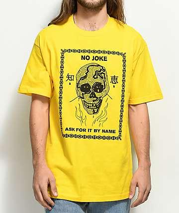 Empyre No Joke Yellow T-Shirt
