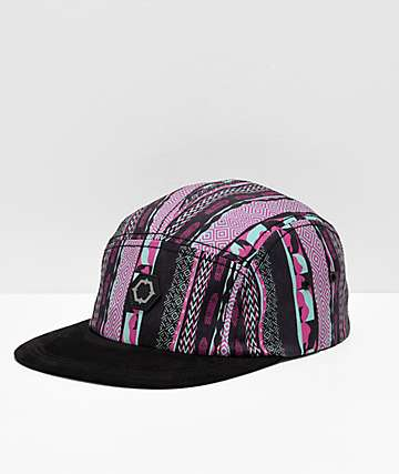 Empyre Notorious Multicolor Retro Strapback Hat