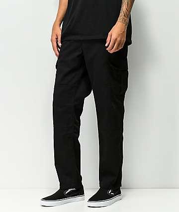 Empyre Orders pantalones de carga en negro