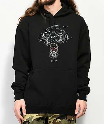 Empyre Panthera Black Hoodie